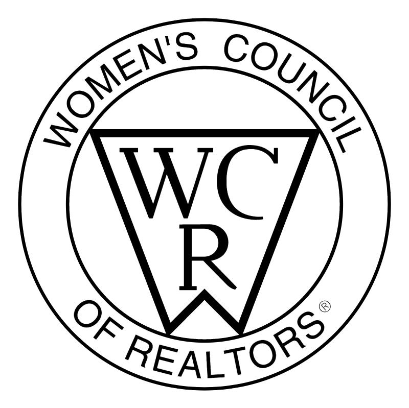 WCR vector logo