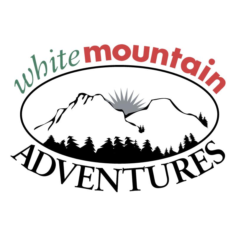 White Mountain Adventures vector