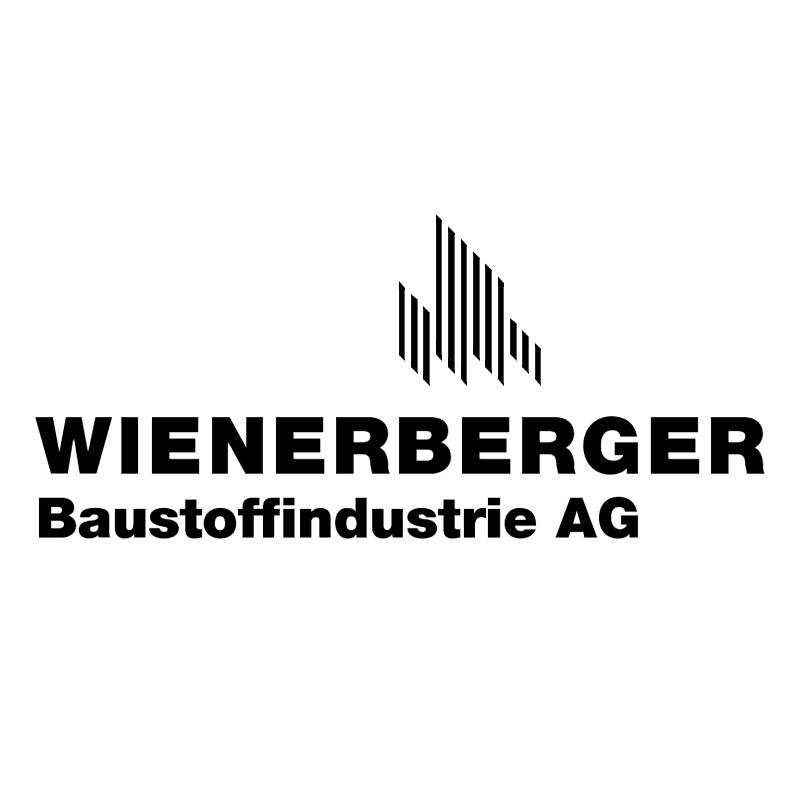 Wienerberger Baustoffindustrie vector