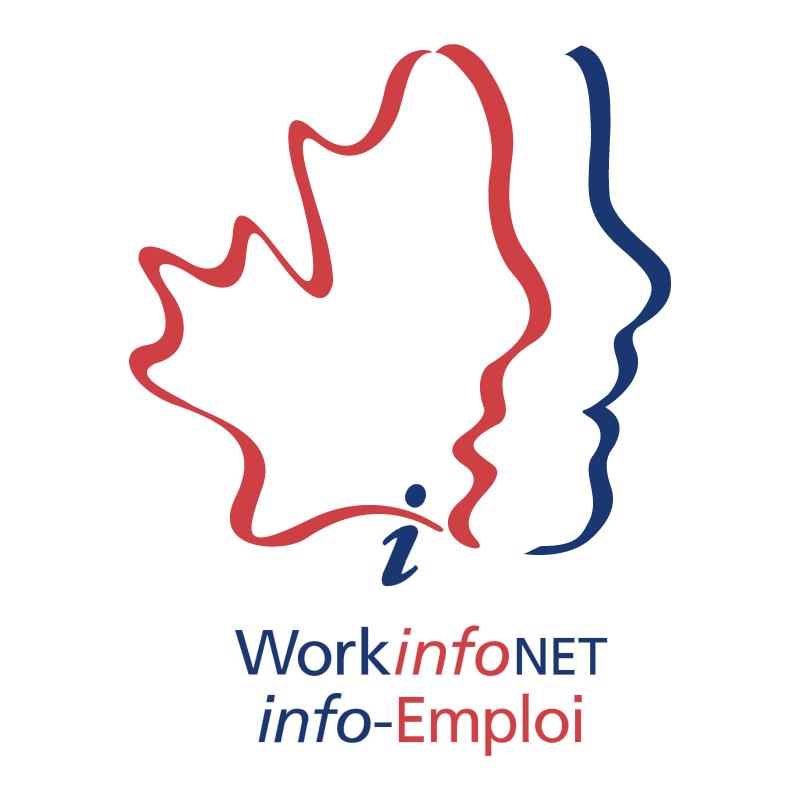WorkinfoNET info Emploi vector