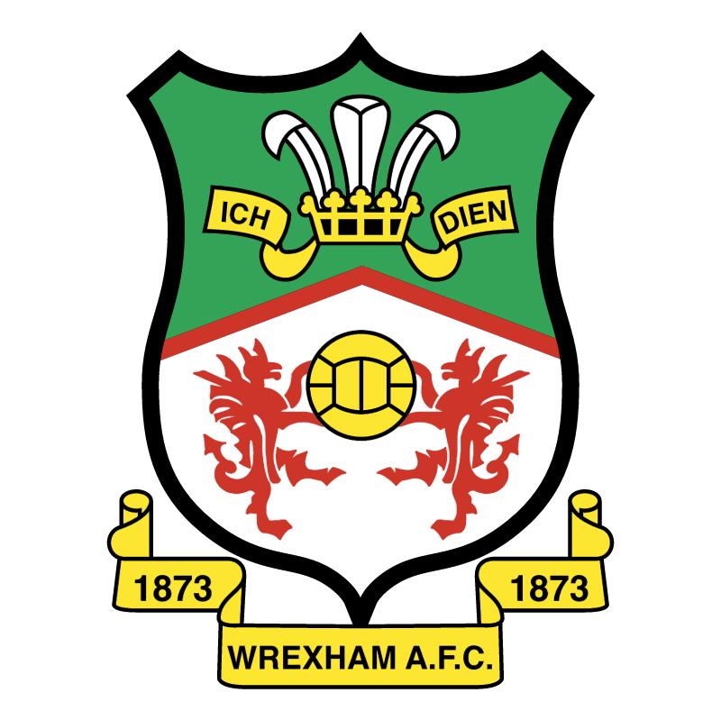 Wrexham AFC vector logo