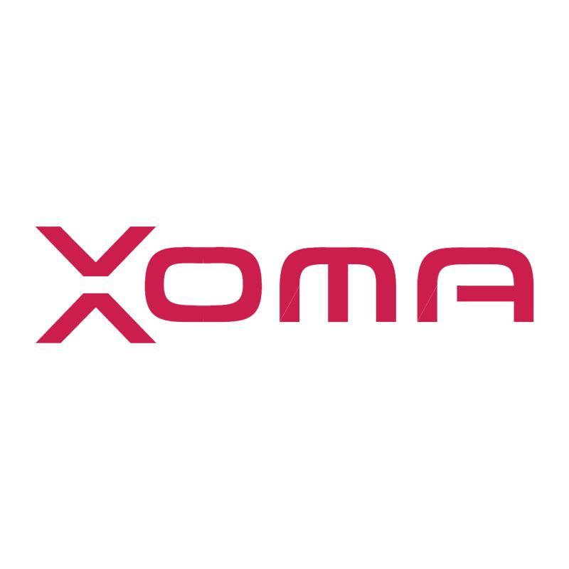 Xoma vector logo