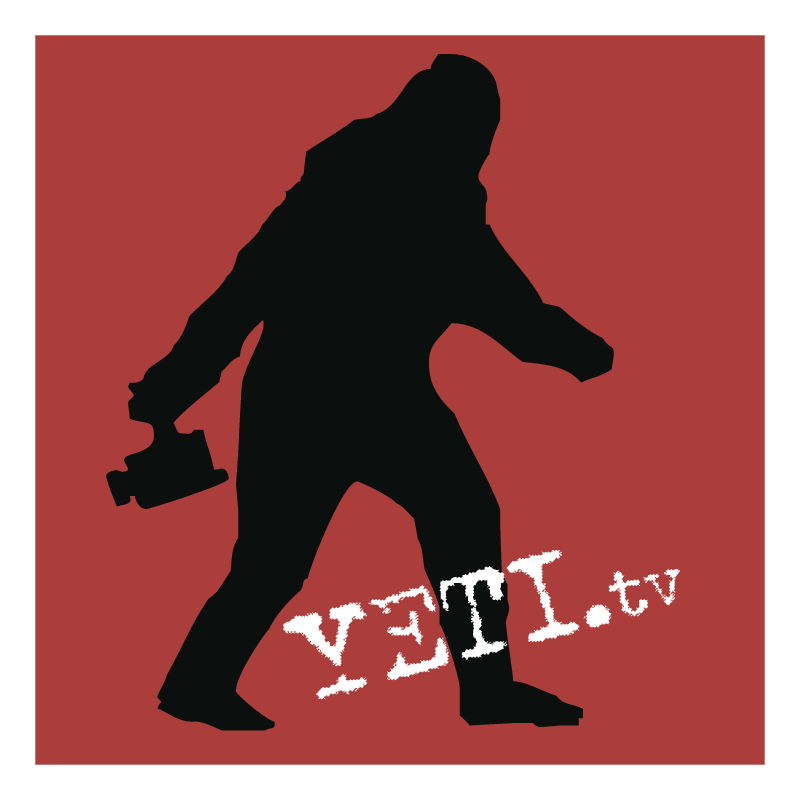 YETI TV vector