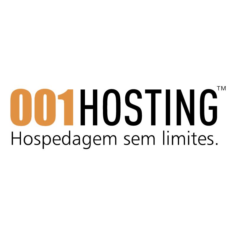 001 Hosting vector