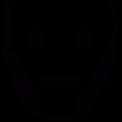 Sideburns vector logo