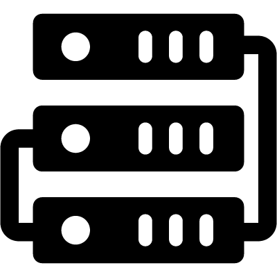 Web Hosting vector logo