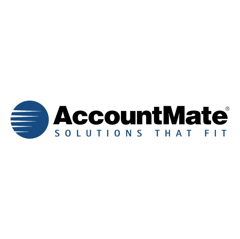 AccountMate vector logo