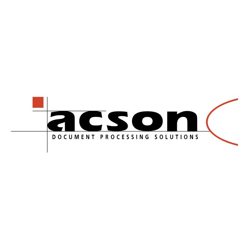 Acson vector
