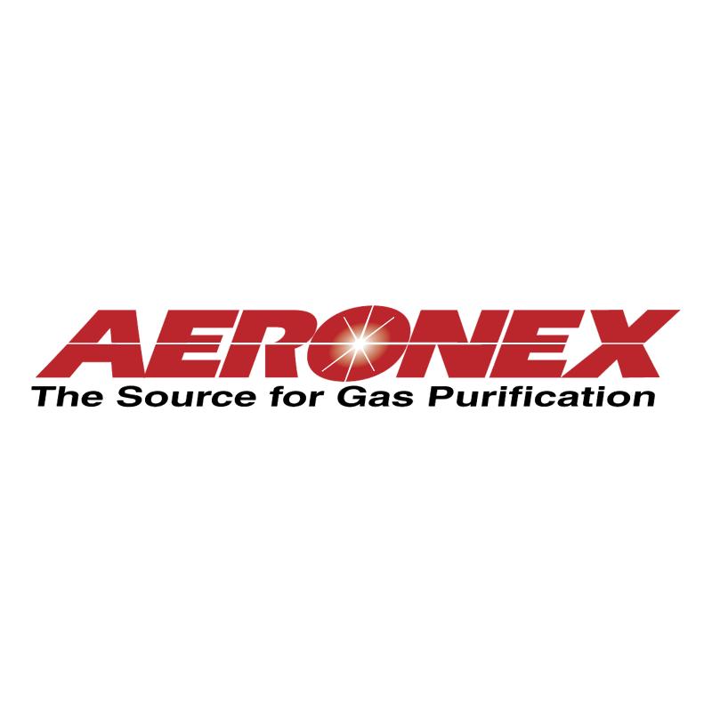 Aeronex vector logo