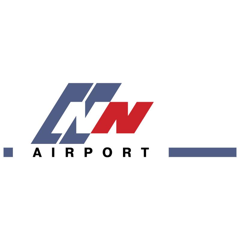 Airport NN 571 vector