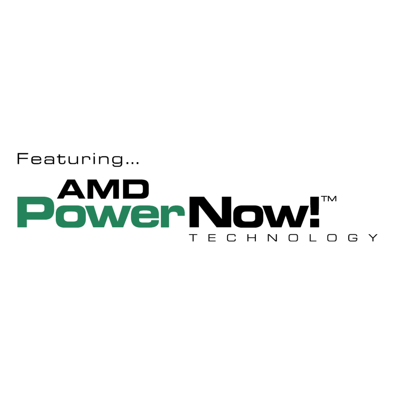 AMD PowerNow! 42560 vector