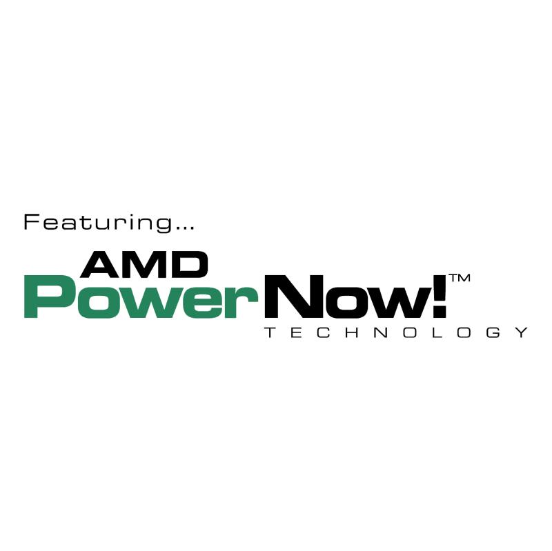 AMD PowerNow! 42560 vector
