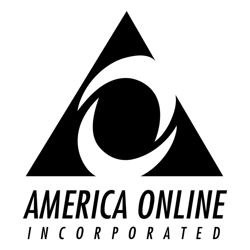 America Online Incorporated 63359 vector
