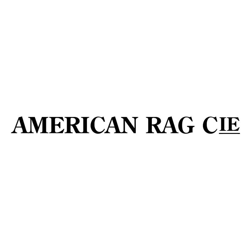American RAG CIE vector