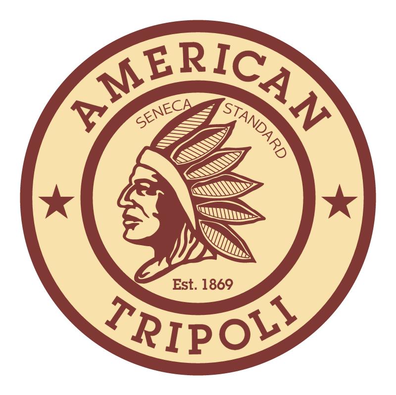 American Tripoli 26313 vector