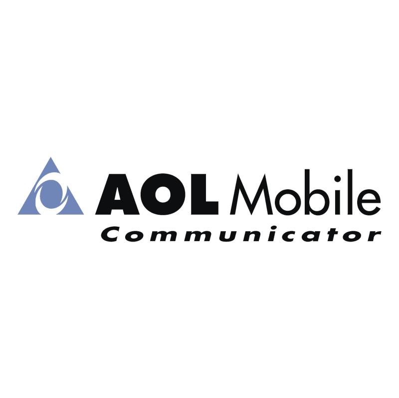 AOL Mobile Communicator 64775 vector