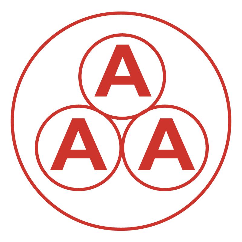 Associacao Atletica Anapolina de Anapolis GO 78950 vector