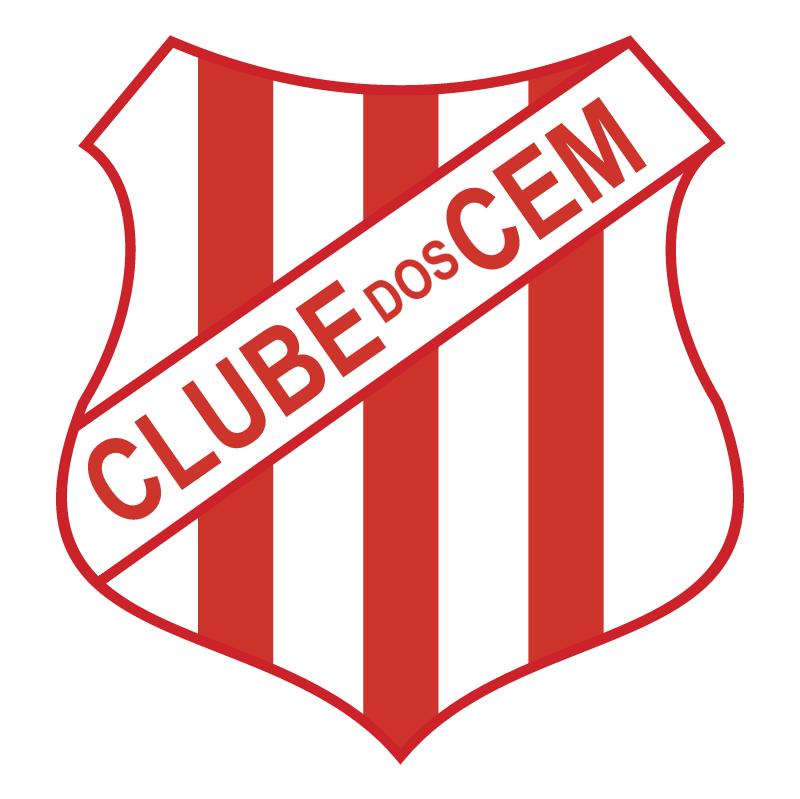 Associacao Atletica Clube dos Cem de Monte Carmelo MG 76756 vector