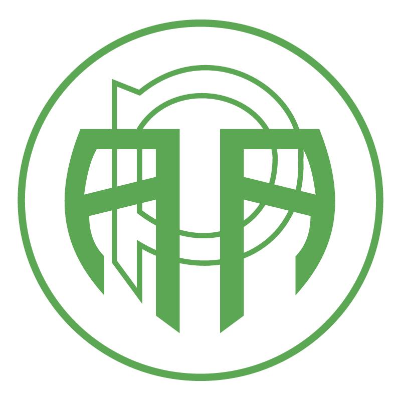 Associacao Atletica Paraisense de Sao Sebastiao do Paraiso MG vector