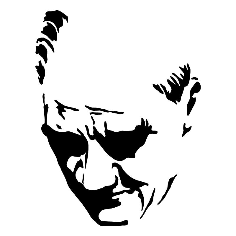 Ataturk 19780 vector