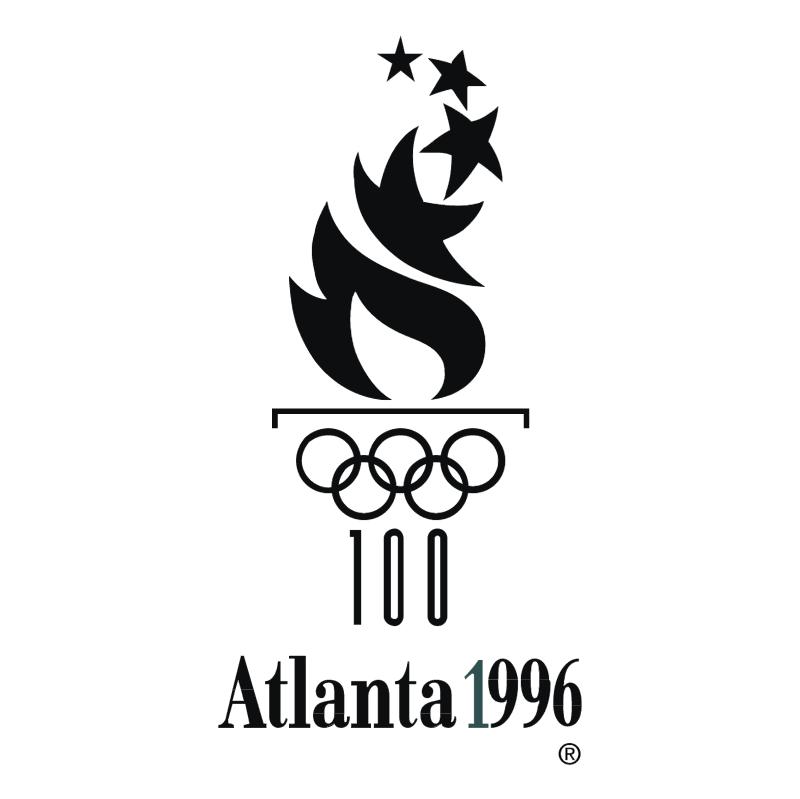 Atlanta 1996 39793 vector
