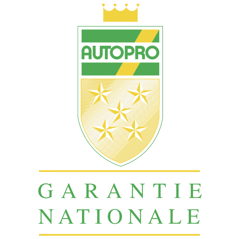 Autopro Garantie Nationale vector
