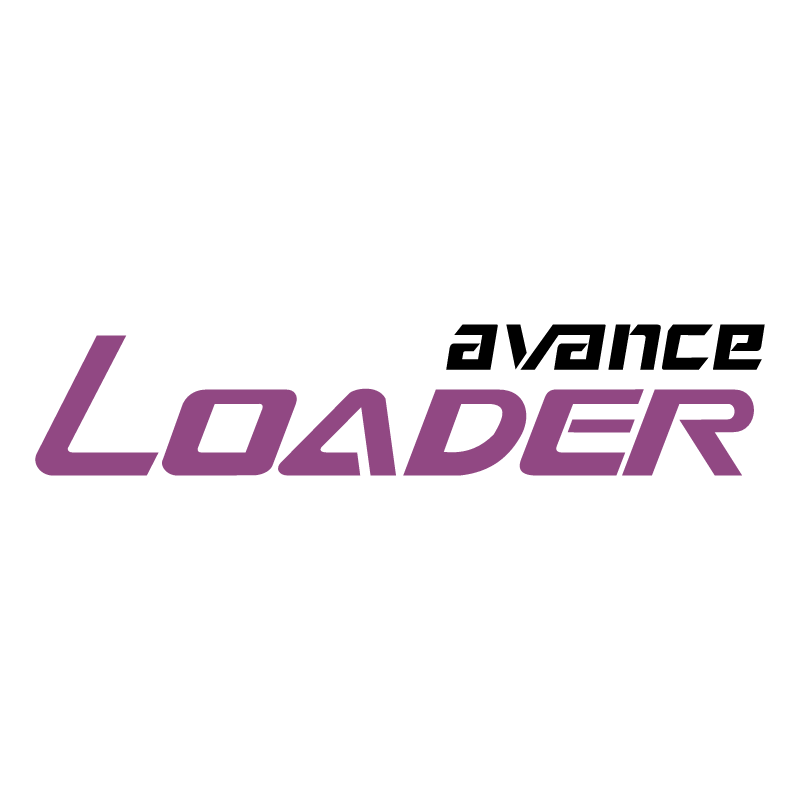 Avance Loader 87521 vector