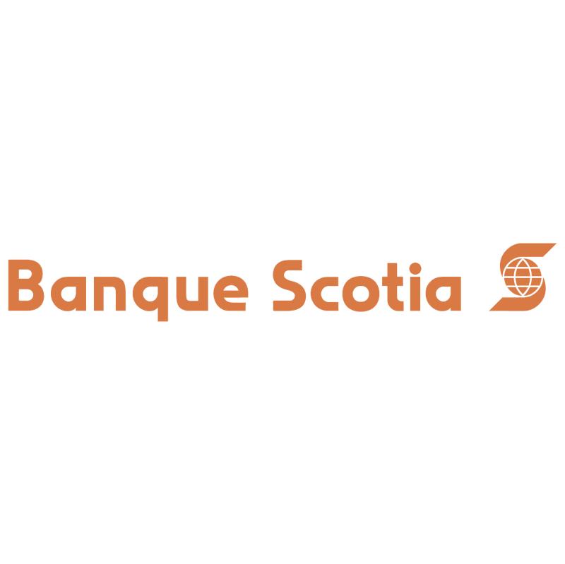 Banque Scotia vector