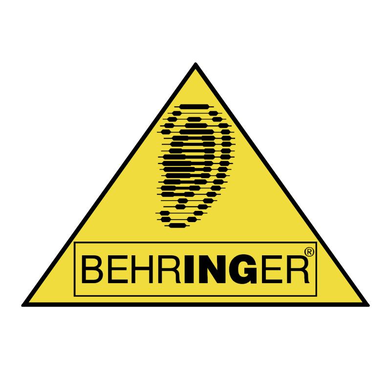 Behringer vector