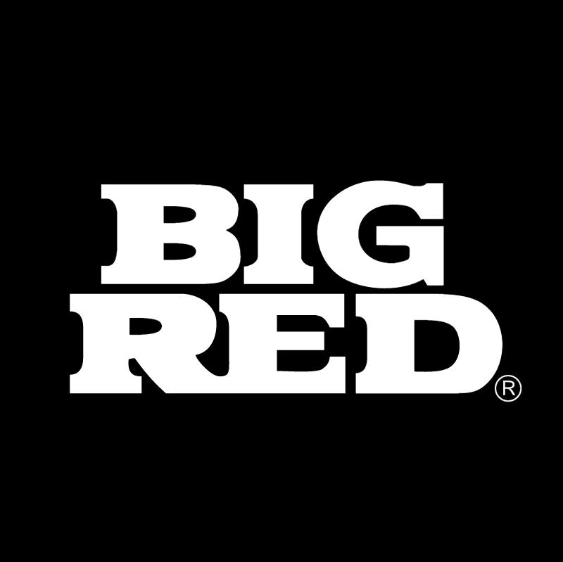 Big Red vector