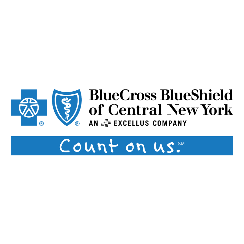 BlueCross BlueShield of Central New York 82516 vector