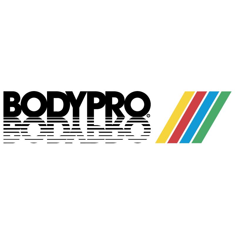 Bodypro vector