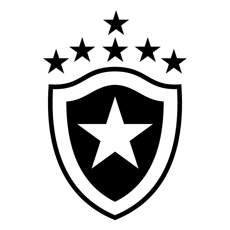 Botafogo Futebol Clube de Novo Hamburgo RS 75946 vector
