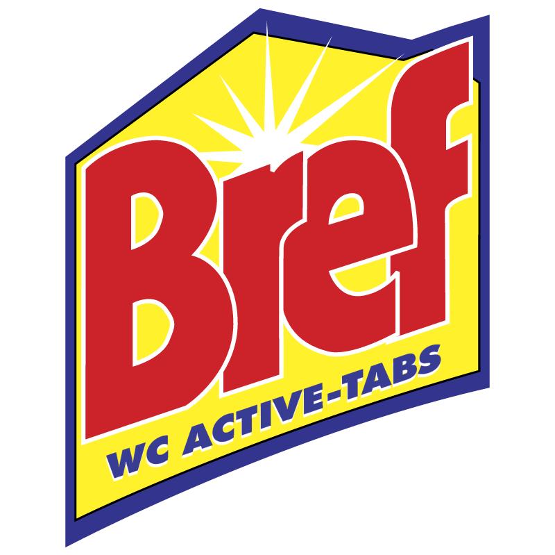 Bref vector logo