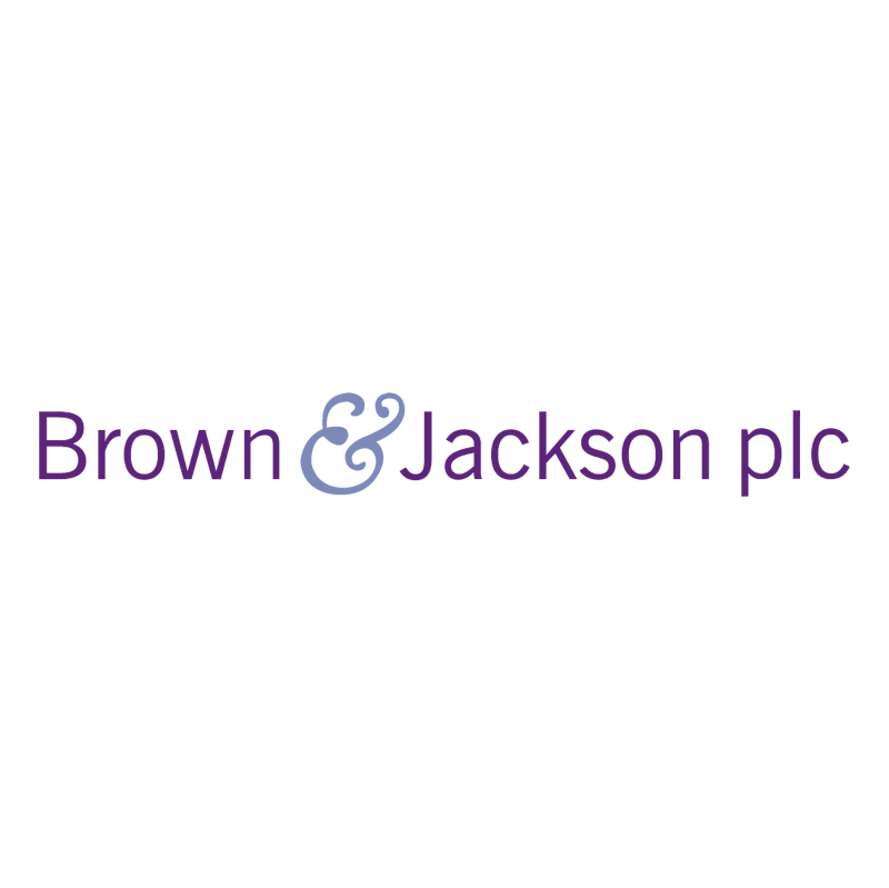 Brown & Jackson vector