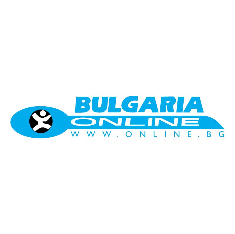 Bulgaria Online vector