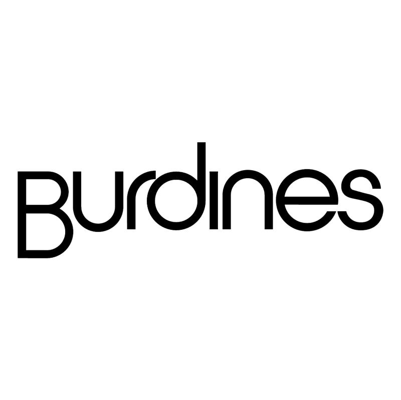 Burdines vector logo