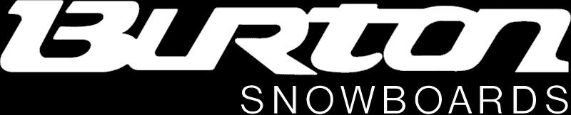 Burton Snowboards vector