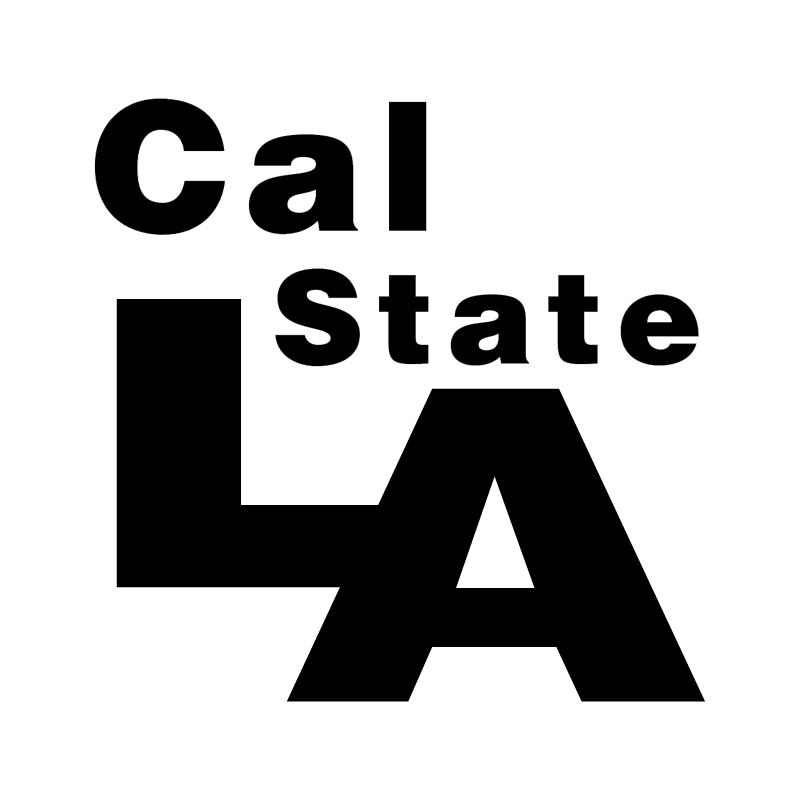 Cal State LA vector logo