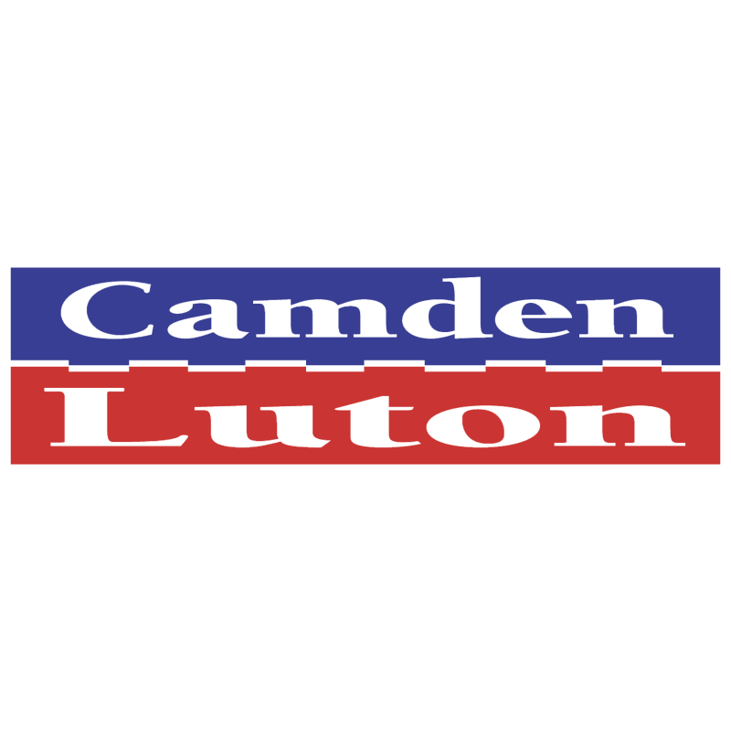 Camden Luton vector