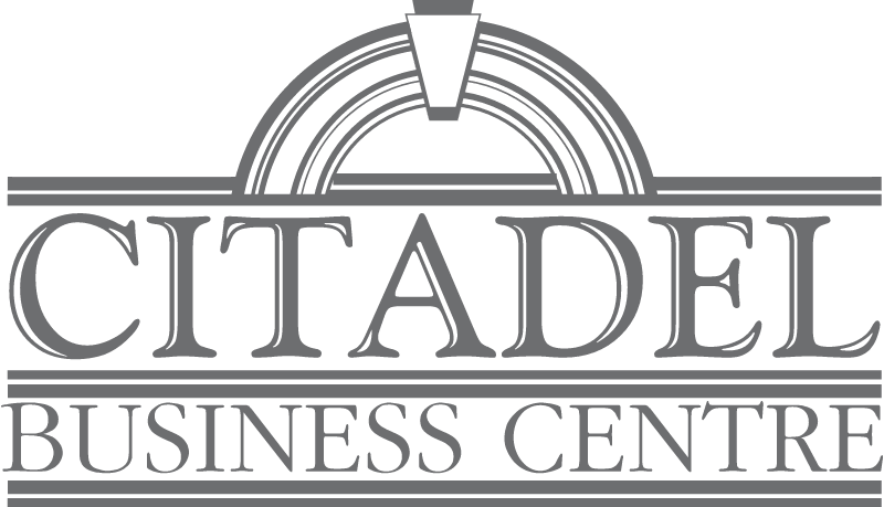 Citadel Business centre vector