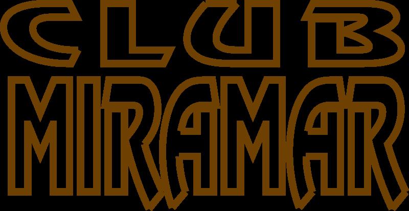Club Miramar logo vector