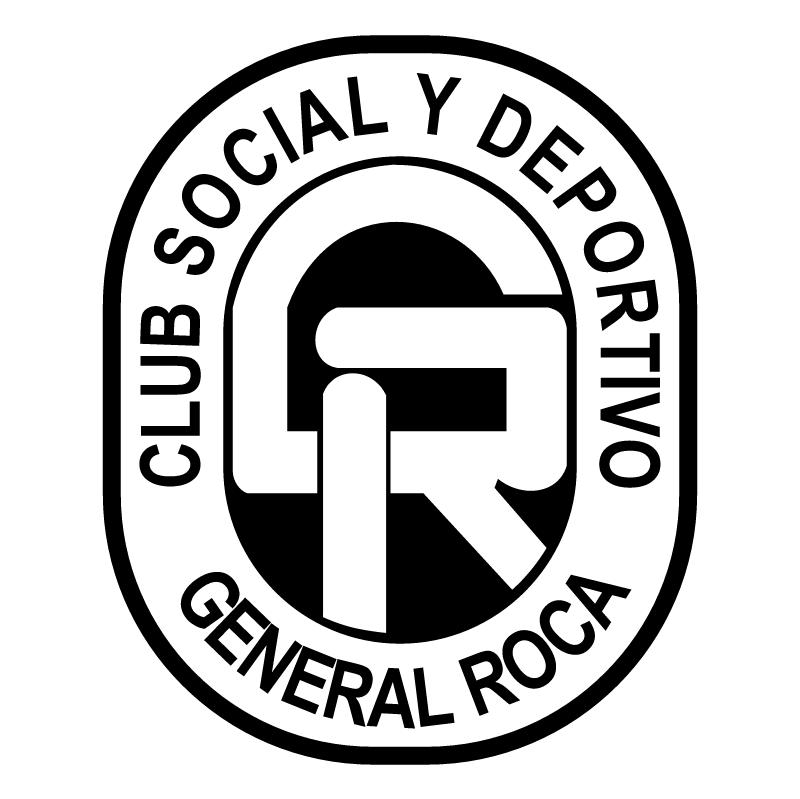 Club Social y Deportivo General Roca vector