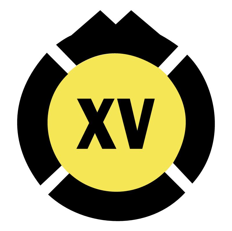 Clube Esportivo XV de Novembro de Umuarama PR vector