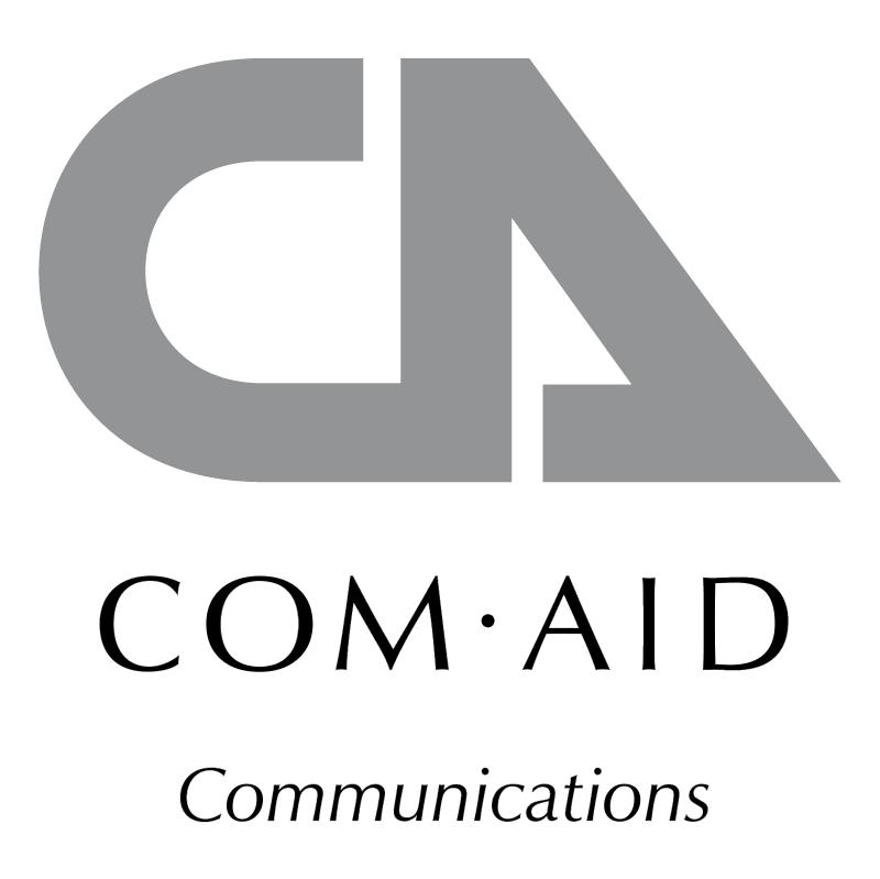 Com Aid Communications vector