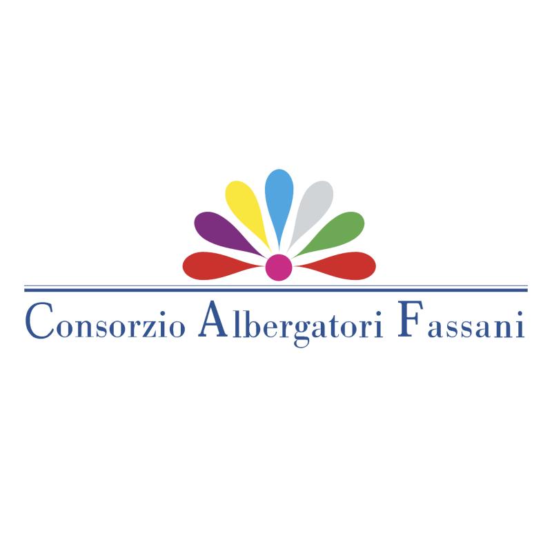 Consorzio Albergatori Fassani vector