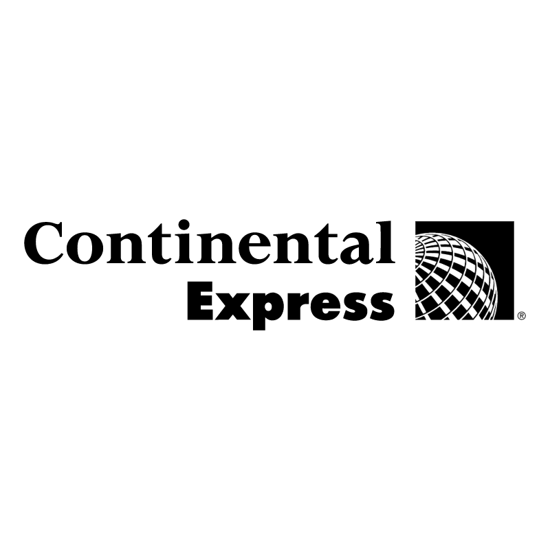 Continental Express vector