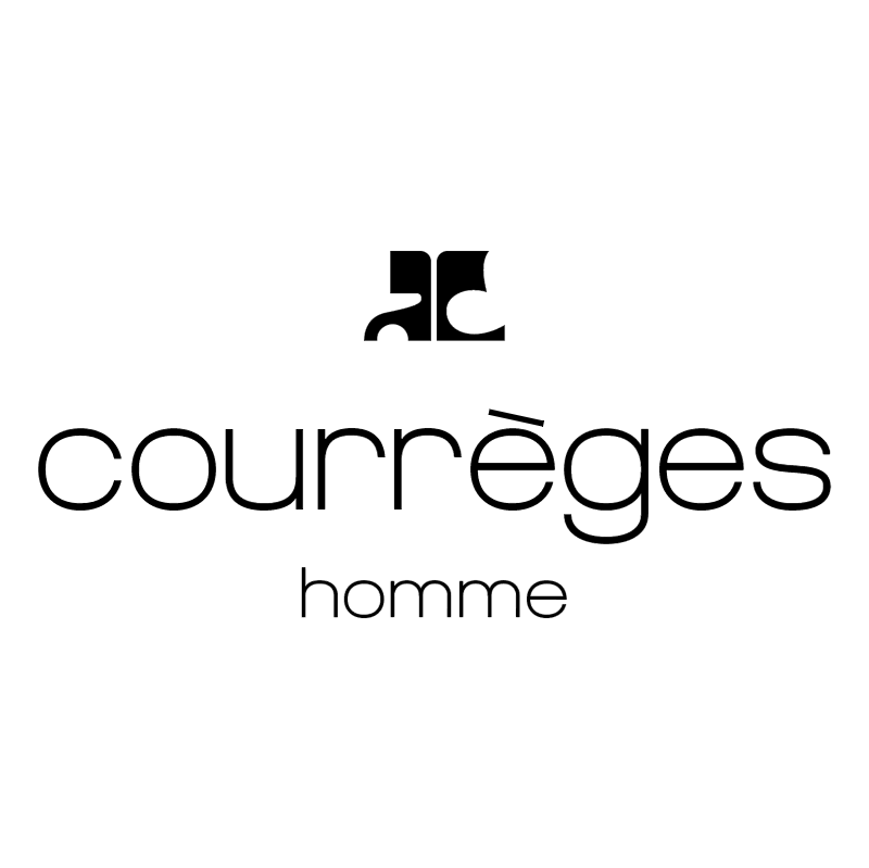 Courreges Homme vector