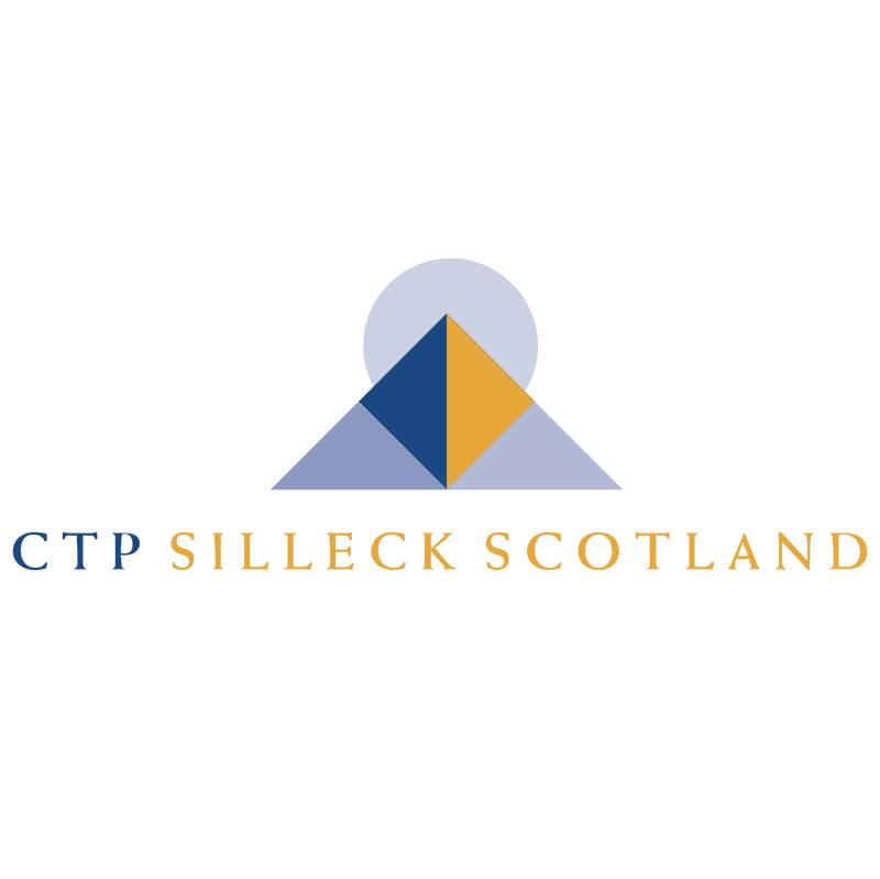 CTP Silleck Scotland vector logo