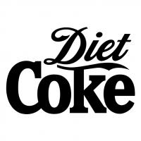 Diet Coke vector